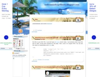 mohammadaaprilianto.blogspot.com screenshot