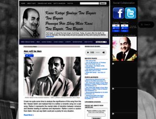 mohdrafi.com screenshot