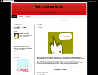 mohdshahrulhafizi.blogspot.com screenshot