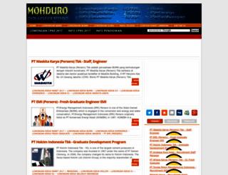 mohduro.blogspot.com screenshot