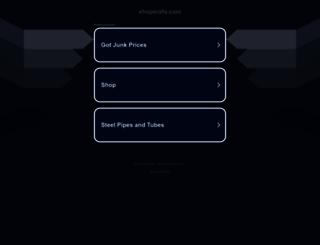 mohreyemar.shoperzfa.com screenshot