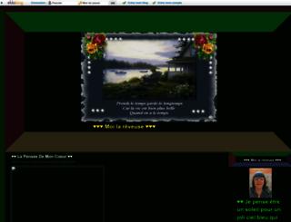 moi-la-reveuse.eklablog.com screenshot