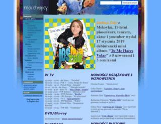 moichlopcy.pl screenshot
