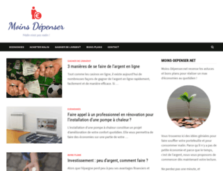 moins-depenser.net screenshot