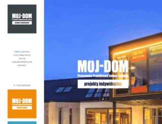 moj-dom.pl screenshot