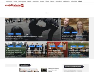 mojabochnia.pl screenshot