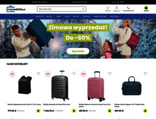 mojawalizka.pl screenshot