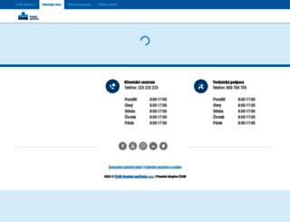 mojeliska.cz screenshot