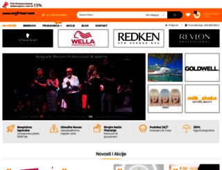 mojfrizer.com screenshot