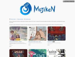 mojiken.itch.io screenshot