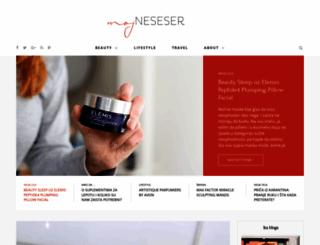 mojneseser.com screenshot