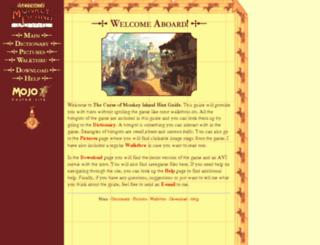 mojoart.mixnmojo.com screenshot