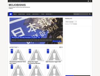 mojobisnis.blogspot.com screenshot