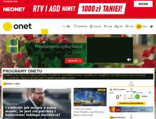 mojodbior.blog.pl screenshot