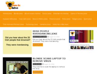 mojohive.com screenshot