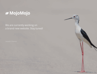 mojomojo.org screenshot
