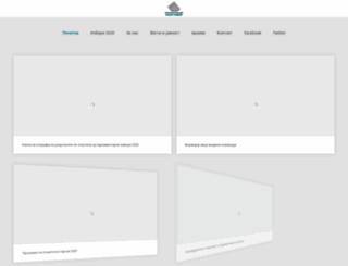 mojotizbor.mk screenshot