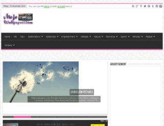 mojowallpapers.com screenshot