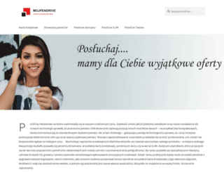 mojpendrive.pl screenshot
