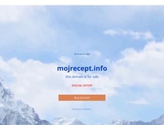 mojrecept.info screenshot