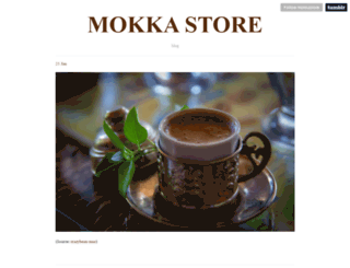 mokkastore.com screenshot