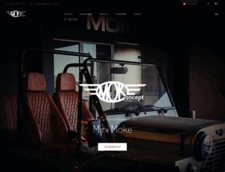 mokoncept.com screenshot