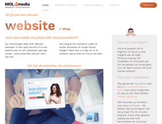 mol4media.nl screenshot