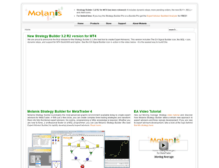 molanis.com screenshot