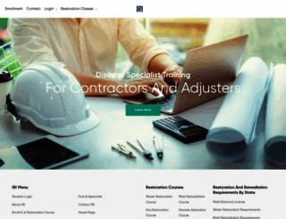 moldcertificationcourses.com screenshot