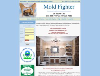 moldfighter.com screenshot