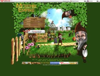 molehillempire.com screenshot
