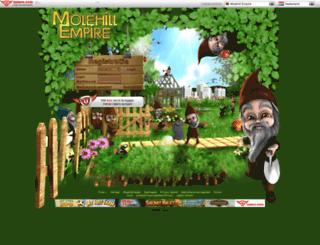 molehillempire.nl screenshot