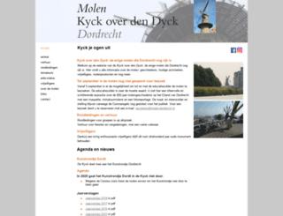 molen-dordrecht.nl screenshot