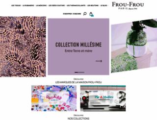 moline-mercerie.com screenshot
