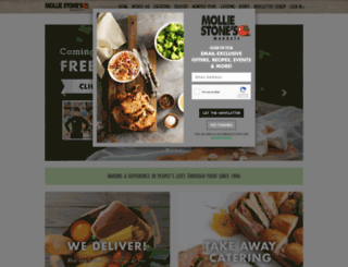molliestones.com screenshot