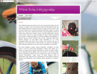 molnarilonka.blogspot.co.at screenshot