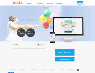 molo.gs screenshot