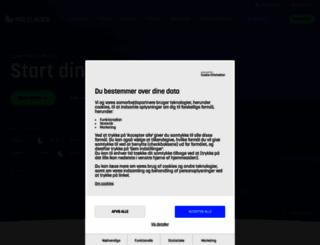 mols-linien.dk screenshot