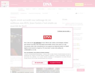 molsheim.dna.fr screenshot