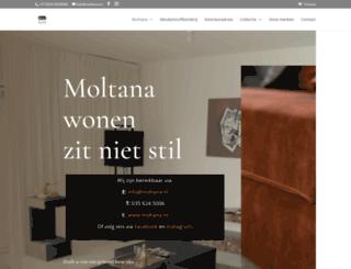 moltana.nl screenshot