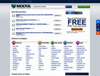 moltol.com screenshot