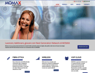 momax.it screenshot
