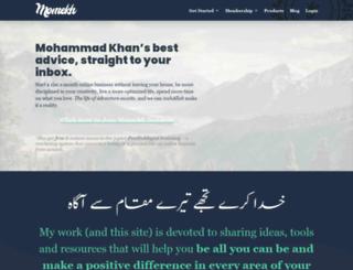 momekh.com screenshot
