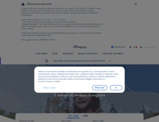 momenti-magici.disneylandparis.it screenshot
