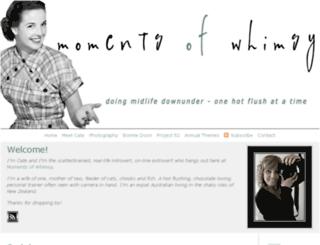 momentsofwhimsy.com screenshot