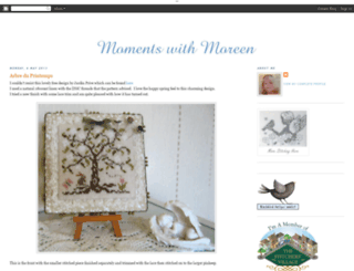 momentswithmo.blogspot.com screenshot