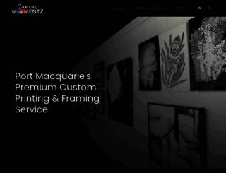 momentz.com.au screenshot