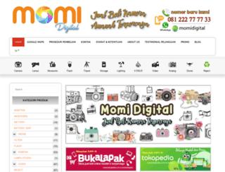 momidigital.com screenshot