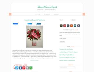 momknowsbest2.com screenshot