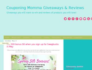 mommacoupons.blogspot.ca screenshot